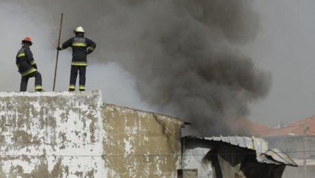 Четверо погибли при взрыве самолета впроцессе полета вПортугалии