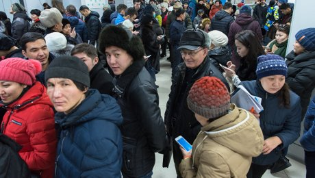 Генпрокуратура: чиновники напрасно гоняли миллионы людей в ЦОНы