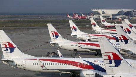 Malaysia Airlines первой среди авиакомпаний мира начнет отслеживать самолеты соспутников