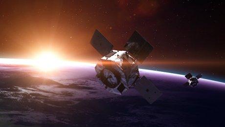 На орбите появился первый монгольский спутник