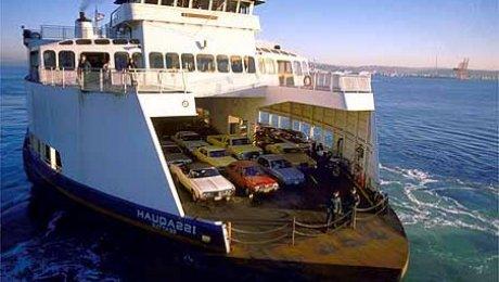 УКанарских островов паром протаранил пристань