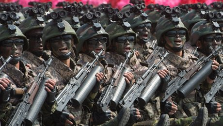 КНДР заявила, что не боится войны
