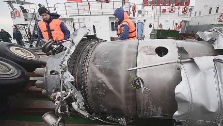 Предпосылкой крушения Ту-154 под Сочи стал перегруз— специалисты
