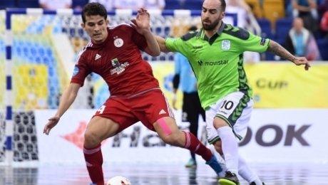 «Кайрат» не сумел выйти в финал Кубка УЕФА