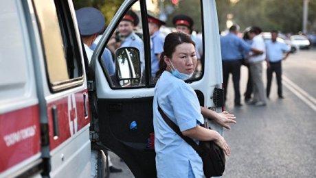 ВКиргизии наместе схода оползня cотрудники экстренных служб отыскали тела 2-х девушек