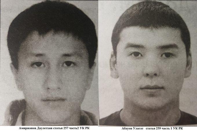 Полиция Темиртау объявила в розыск шестерых террористов-вербовщиков