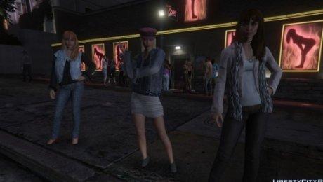 Темой обсуждения в мажилисе РК стали проститутки из GTA