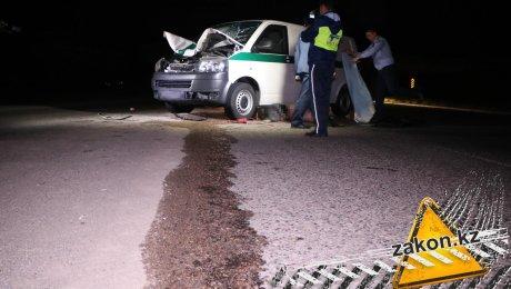 Жительнице Алматы оторвало ногу вДТП синкассаторской машиной