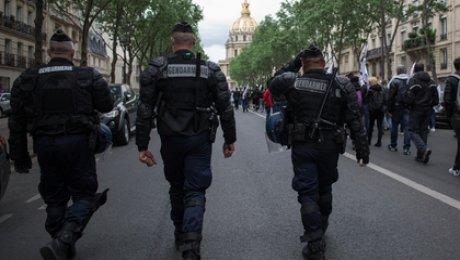 Милиция Франции поподозрению втерроризме разыскивает 3-х человек