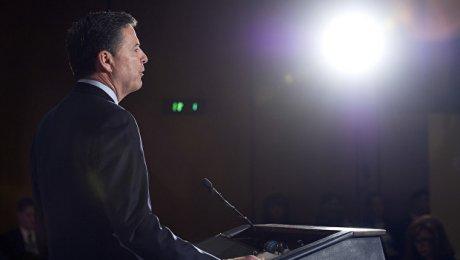 Трамп вписьме Коми: Выне всостоянии результативно руководить ФБР
