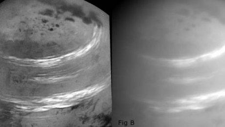 «Кассини» увидел необъяснимые явления вкольцах Сатурна