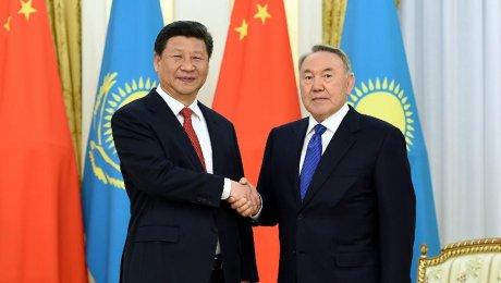 Назарбаев: Другие страны могут учиться нашим отношениям с Китаем