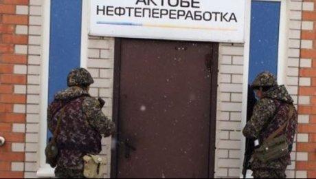В Актюбинской области пресечена деятельность преступной группы по хищению нефтепродуктов
