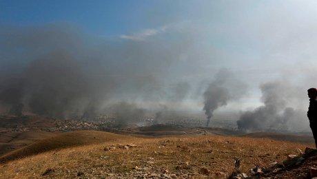 США нанесли авиаудары по проправительственным силам в Сирии