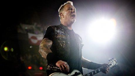 Группа Metallica получила премию Billboard в категории «Лучший рок-альбом» года