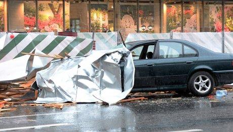 Отурагана в столице России иПодмосковье погибли 13 человек