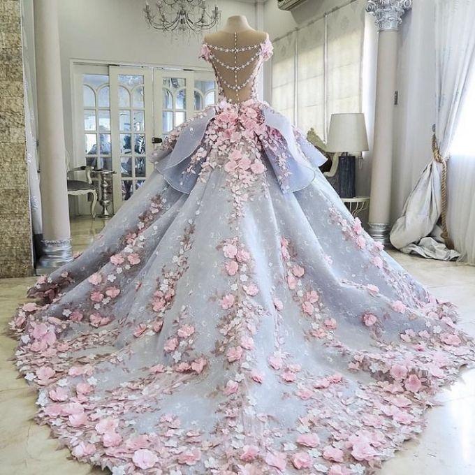 Бант для платья