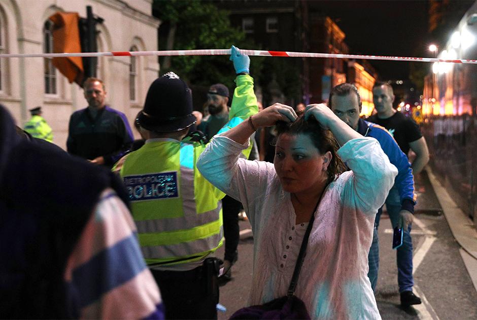 Шесть человек погибли, более десятка пострадало — Теракт встолице Англии