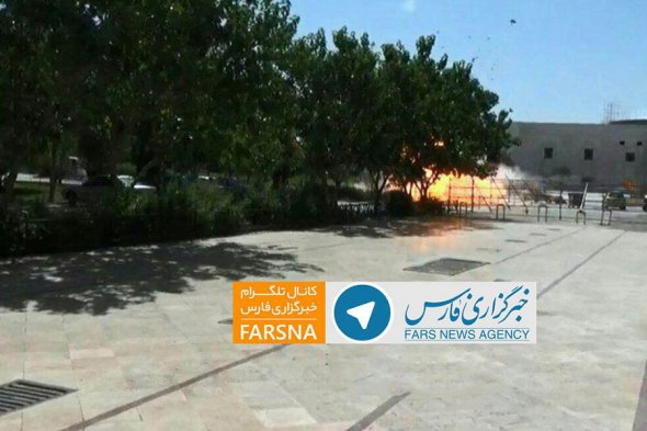 Власти Ирана опровергли информацию овтором взрыве вмавзолее