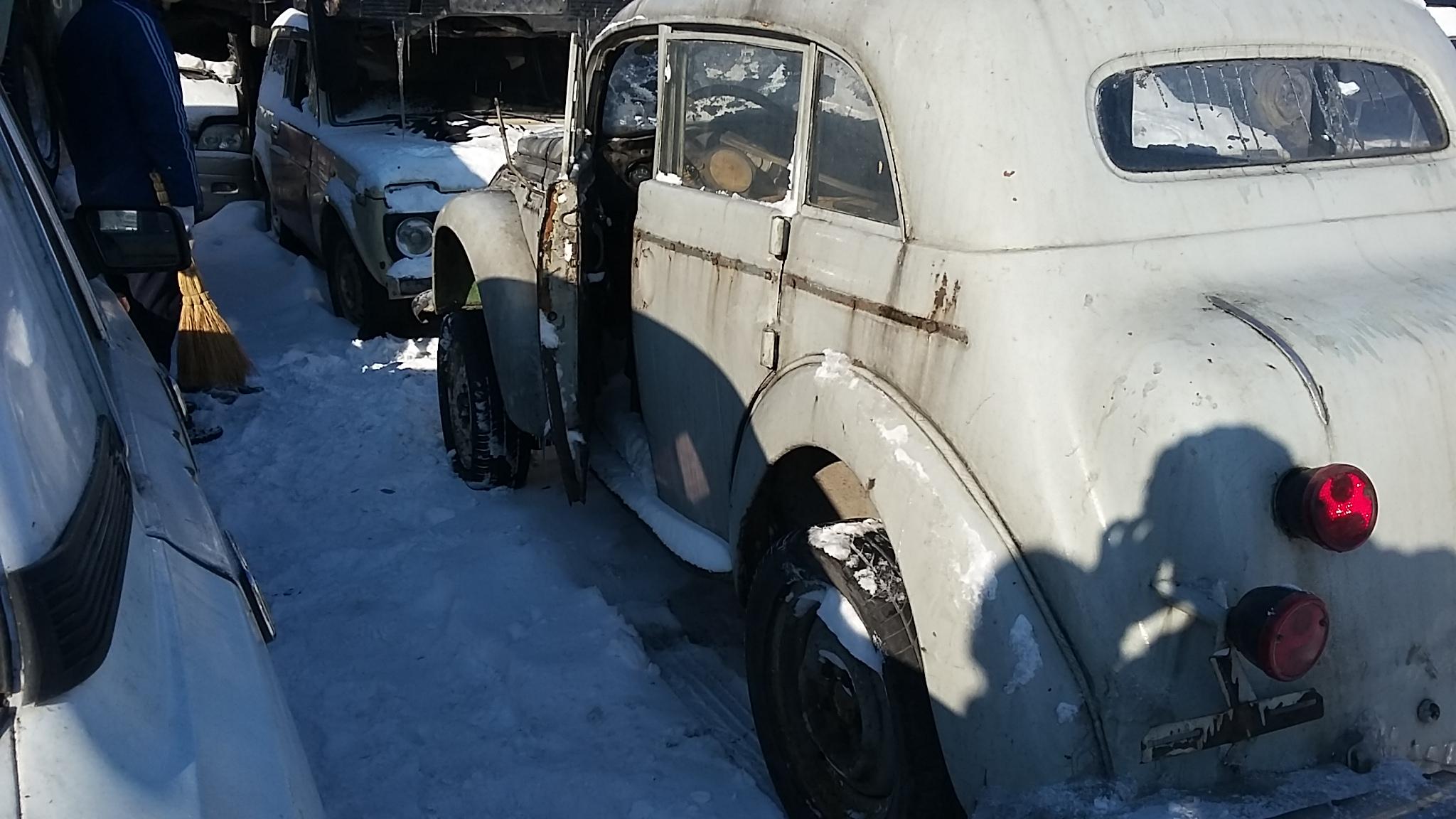 ВКазахстане купе Порш сдали вутиль ради 150 тыс. тенге