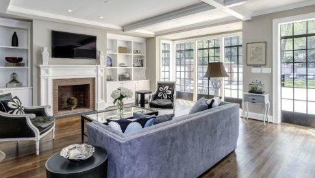 Барак Обама купил дом вВашингтоне завосемь млн. долларов