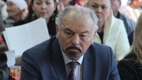 Тунгышбай Жаманкулов получил условный срок