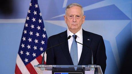 Руководитель Пентагона намекнул навозможность конфликта сКитаем