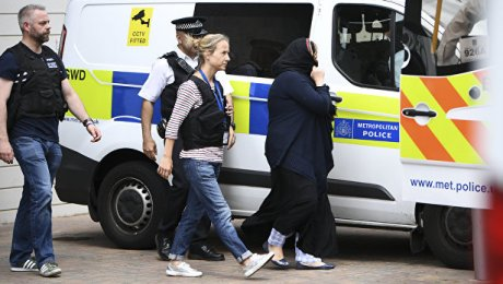 Шестеро погибших, 48 человек вынуждены прибегнуть кпомощи медиков — Теракты встолице Англии
