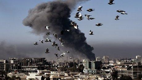 Неменее  30 беженцев изРакки погибли из-за ударов коалиции США