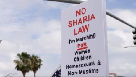 ВСША прошли митинги против распространения законов шариата вгосударстве