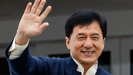 Джеки Чан не против сняться в казахстанском кино