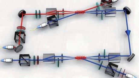 ВКитае осуществили квантовую телепортацию нарасстояние 1,2 тысячи километров