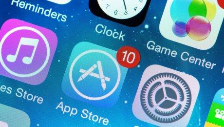 Компания Apple удалила сотни тыс. приложений изApp Store