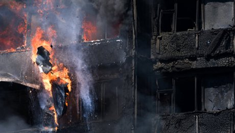 Встолице Англии провели эвакуацию 5 домов из-за угрозы пожаров
