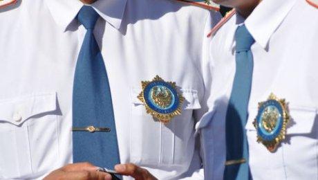 Назарбаев поздравил полицейских с их профессиональным праздником