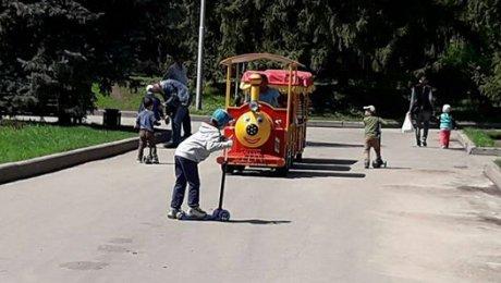 Прокат без ответственности: чем может обернуться прогулка с детьми в парке