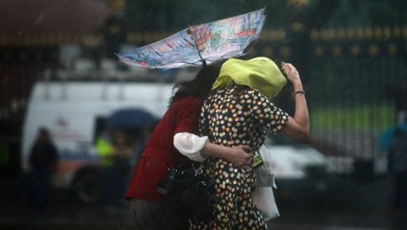 Вовремя грозы вМосковском регионе погибли три человека