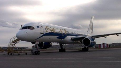 Большая часть задержанных рейсов отправилась из аэропорта Актау