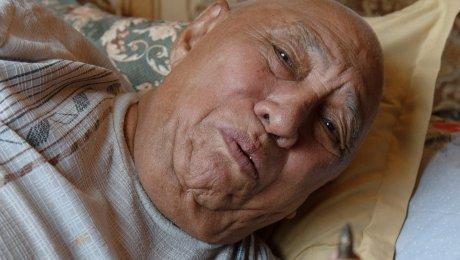 Из бедра костанайского фронтовика достали пулю, с которой он прожил 73 года