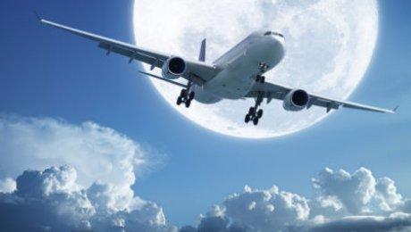 Самолет рейсом Алматы - Актау вернулся в аэропорт из-за птицы