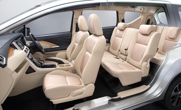 Mitsubishi представила новую модель Xpander