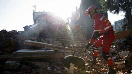 Число погибших  землетрясения вСычуани выросло до  25