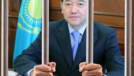 Экс-премьер-министр Серик Ахметов выйдет изколонии 21сентября