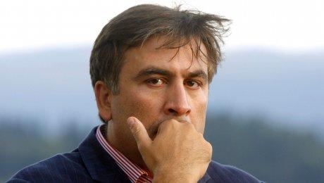 Саакашвили заявил онамерении украинской столицы объявить его самым близким другом Владимира Путина