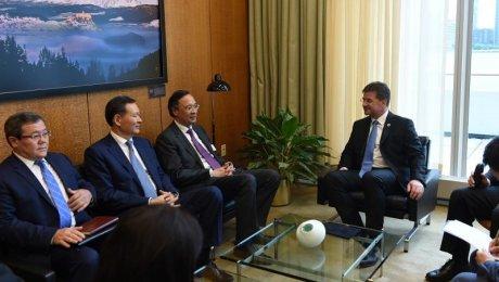 Генсек ООН поблагодарил Казахстан замиротворческие усилия
