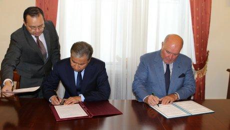 Казахстан и Российская Федерация отменили пограничный контроль впоездах