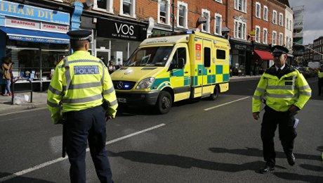ВТЦ Лондона распылили токсичное вещество