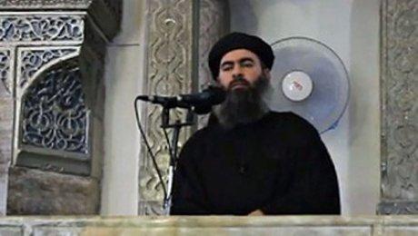 Снова живой: лидер ИГИЛ вышел насвязь ссобственными любителями