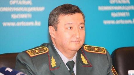 Муслим Алтынбаев перешел изСовбеза вминистерство обороны
