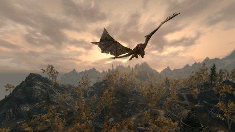 Гражданин  Монтаны приблизительно  снял навидео мифического дракона
